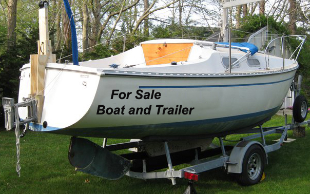 Bill Of Sale For A Boat Trailer